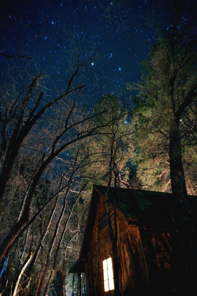 Stargazing in Christopher Creek