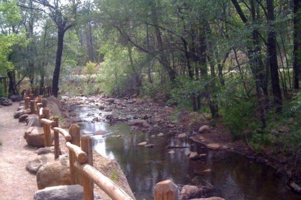 Christopher Creek